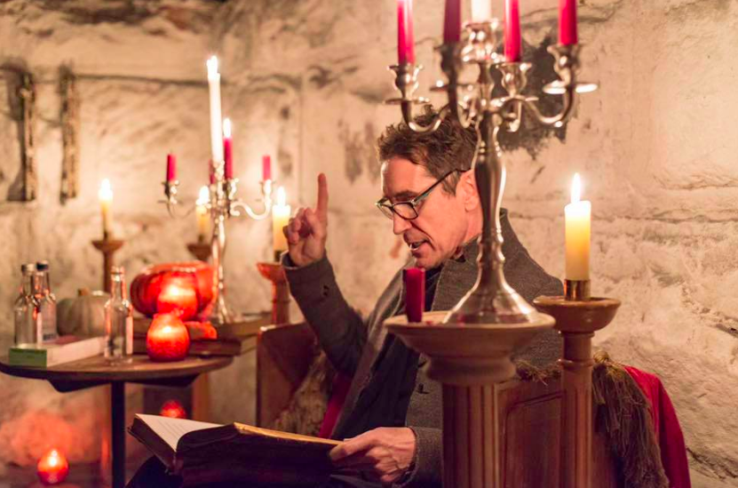 The Dead House Gothic Readings with Paul McGann