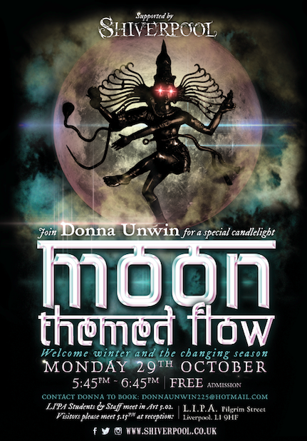 Moon Themed Flow…