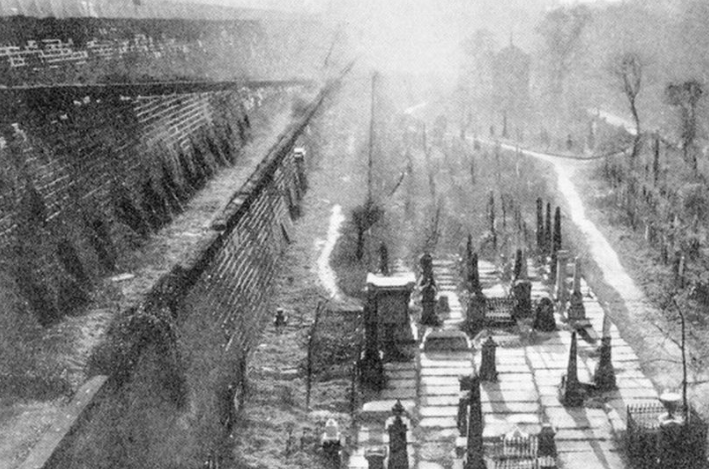 The Grim Story behind a Mysterious Mist said to once hang over a Liverpool Cemetery…
