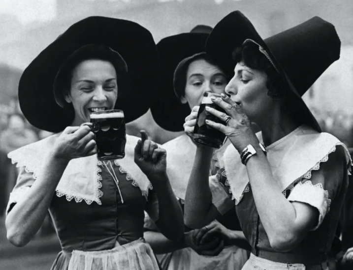 Women used to dominate the beer industry – until the witch accusations started pouring  in…