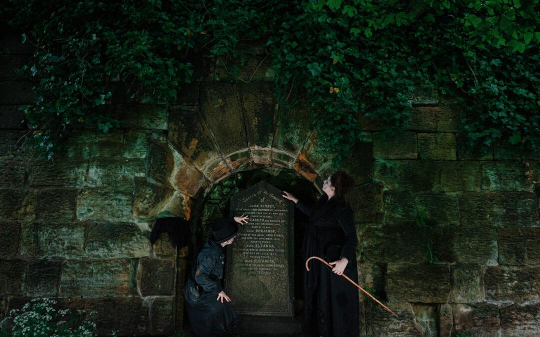 St James' Necropolis, Secret Garden Cemetery Shivers